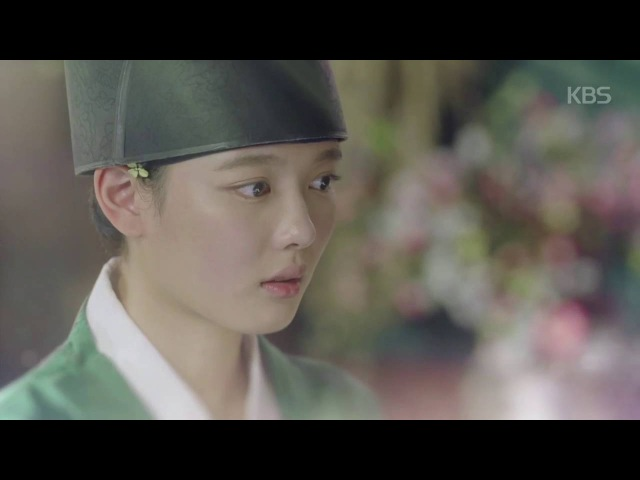 [선공개 9회 예고] 우수에 찬 눈빛으로 김유정을 잡는 박보검! 구르미 그린 달48