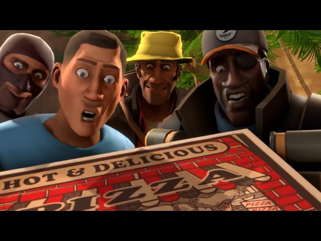 [SFM] - Requiem for a Pizza: The Meeting 142 (Rus)