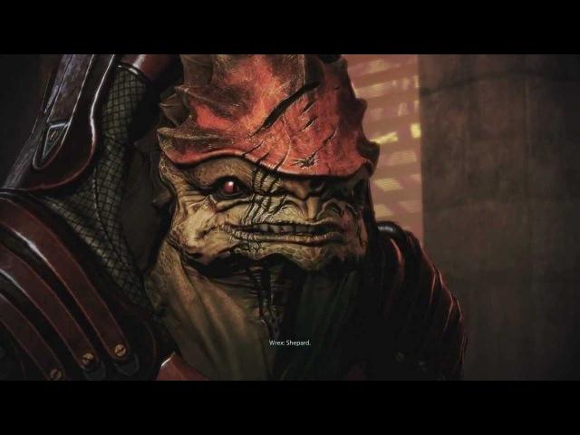 Shepard. Grunt. Wrex. 10 minutes (Citadel DLC - Mass Effect 3)