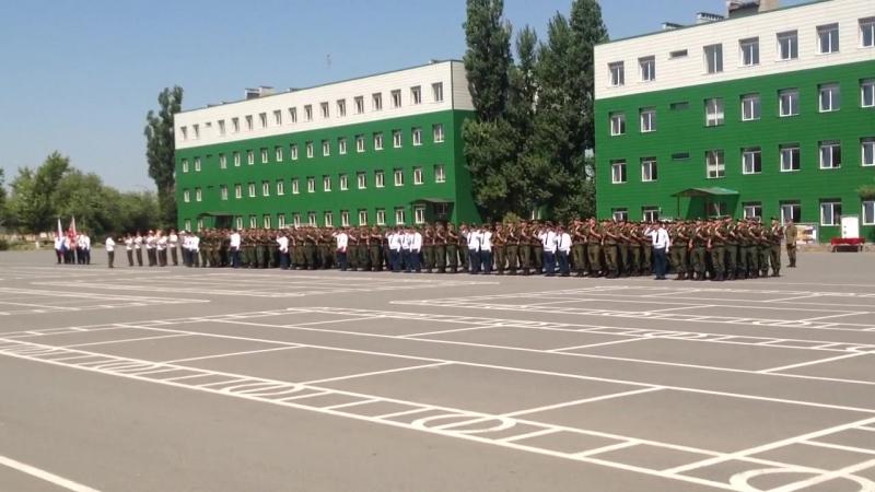 Присяга Волгоград ЖДВ 16.07.2016 вторая часть