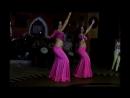 Восточный танец под живые барабаны - шоу Нэжман