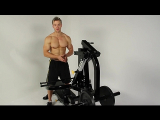Powertec Compact Gym Push_Pull Training with Rob Riches