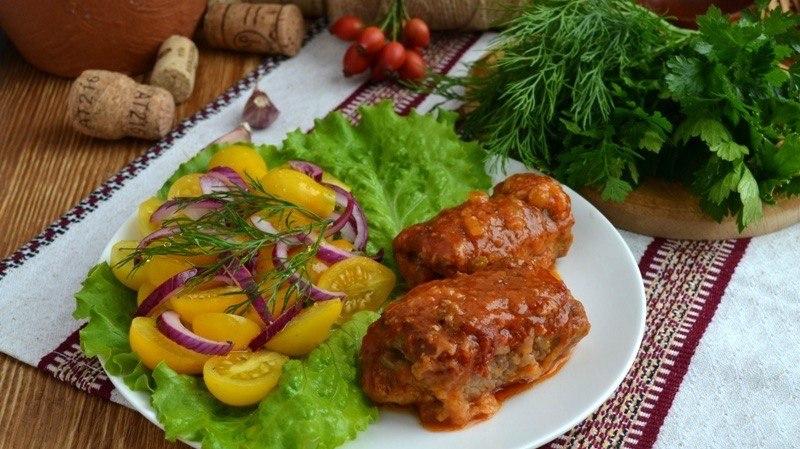 Украинская кухня рецепты с фото вторые блюда