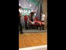 ERMAK POWER SHOW Жим лежа без экипа: вес штанги 185 кг!