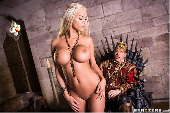 ZZSeries – Peta Jensen – Storm Of Kings XXX Parody Part 4