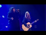 Ann  Nancy Wilson (Heart) - Stairway To Heaven - Kennedy Center Honors Led Zeppelin