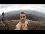 Видео селфи с вершины горы Бештау в Пятигорске