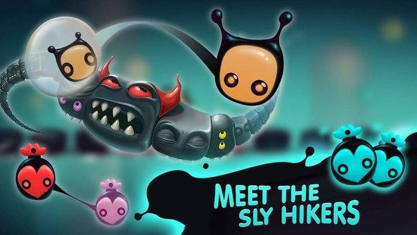 Sly Hikers — вы уверены, что вдвоем жить легче?