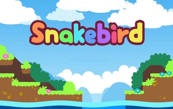 Snakebird — головоломка с высоким уровнем крутости