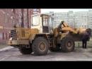 Фронтальный погрузчик Амкодор-333В г Тольятти