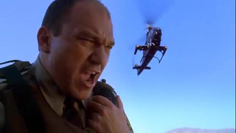 JAG Военно Юридическая Служба AH-1 Cobra attack (9 сезон 8 серия)