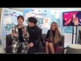 [REACTIONS] Music Core on V app (1)