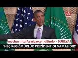 Barak Obamanın