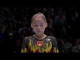 Самая необычная гимнастка в мире!!!The most unusual Korean gymnast!
