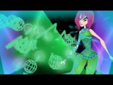 World of Winx// Tecna - Dreamix// Winx Xlub fan-animation
