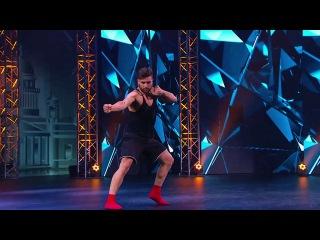 Танцы: Станислав Литвинов (Werewolf Family - Ninja) (сезон 3, серия 6)