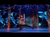 Танцы: Теона Манагадзе (Good Guy Mikesh - Havoc In The Stable) (сезон 3, серия 6)