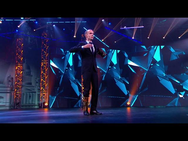Танцы: Валерий Черновский (DJ Raw Trax - Three Legged Monster) (сезон 3, серия 6)