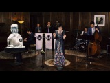 Ice Ice Baby (w Ice Sculpture of Vanilla Ice) - Vintage Jazz Cover ft. Aubrey Logan