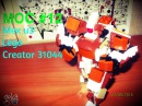Geka_[МОС №12] Мех из набора Lego Creator 31044.