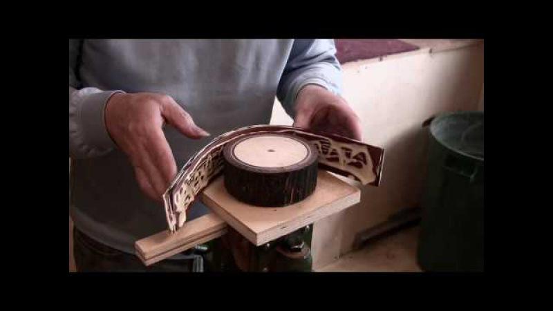How to make a rosette part 1 , The Gran Jota by Francisco Tarrega