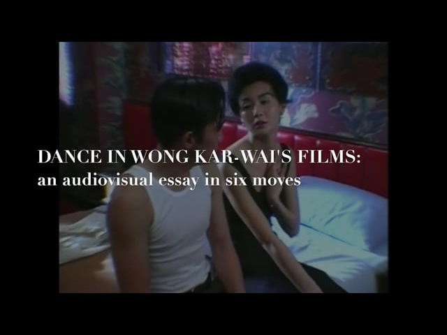 Dance in Wong Kar-wai's films