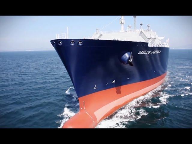 LNG LPG carrier tanker