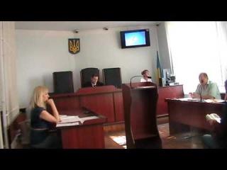 Громадський контроль у суді справа Варвари Ткаченко 1