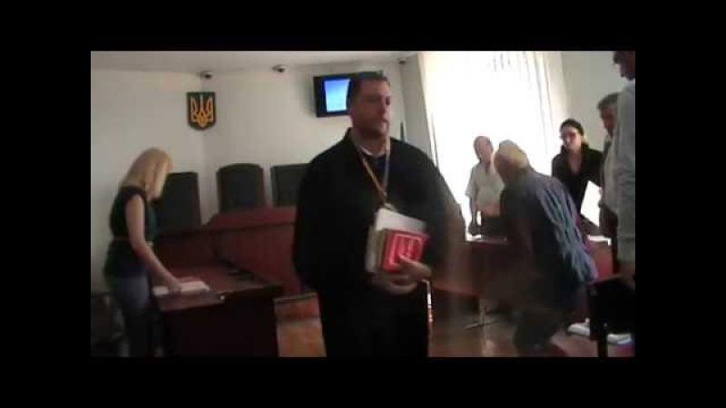 Громадський контроль у суді справа Варвари Ткаченко 2