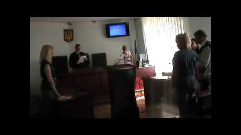 Громадський контроль у суді справа Варвари Ткаченко 3