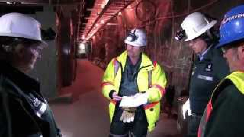 Cameco's McArthur River Mine wins John T. Ryan Award