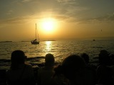 Sunset @ Cafe del Mar Ibiza - A Beautiful Chillout &amp Lounge Mix 2014