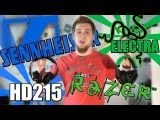 Sennheiser HD 215 или Razer Electra #Сравнения