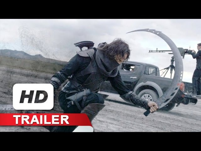 The Guardians aka Защитники Official Trailer Teaser 2 (2016) Sebastien Sisak Movie HD