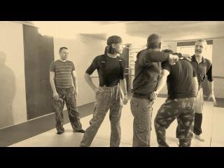 Традиционный рукопашный бой. С.Н.Колюшенко
