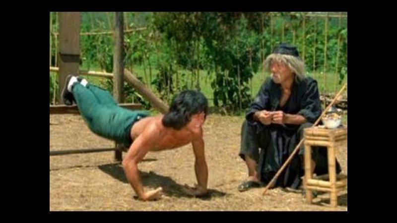 Пьяный мастер боевик кунг фу 1979год