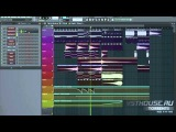 Afrojack &amp Martin Garrix - Turn Up The Speakers (FL Studio Remake) + FREE FLP &amp Presets