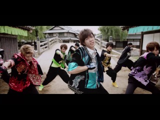 BOYS AND MEN「YAMATO☆Dancing」Dance ver. –Music Video- (Short ver.)