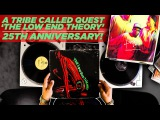 Celebrate The 25th Anniversary of A Tribe Called Quest Through The Art of Sampling
