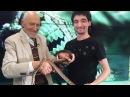 Арслан Валеев на передаче В мире животных
