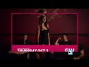 Промо (реклама) премьер 5-го сезона «Дневников вампира» и 1-го сезона «Древних» на телеканале «The CW»