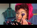 Джессика Рэббит - Makeup tutorial - Jessica Rabbit