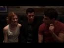 Кэтрин, Альберто и Дэвид на съемках второго сезона СО