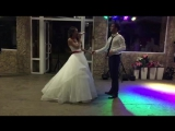 песня невесты подарок жениху на нашей свадьбе! ?