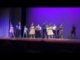 Танец на выпускном лицея 17(2016)