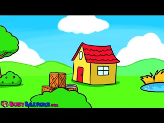 Easter Egg Hunt - Surprise Eggs Hunting Game - Kids Interactive Learning Video, Teach Baby