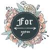 """Дизайн-студия """"For you"""""""