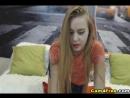 Pretty Teen Girl Live On Cam