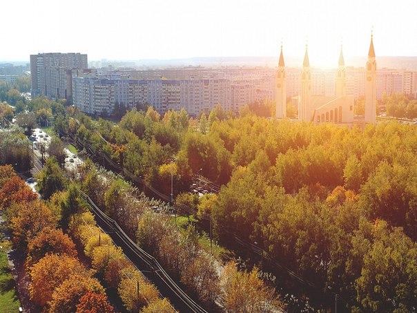 Исполком предлагает жителям Нижнекамска придумать название для городского парка