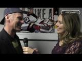 Olga meets Dominik Hasek - #IIHFWorlds Pre-Game